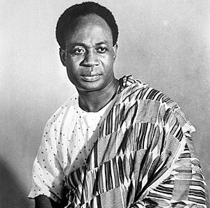 His Excellency Osagyefo Dr Kwame Nkrumah President of the Republic of Ghana